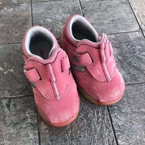 Reebok Shoes - WEEBOK by Reebok Pink Sneakers Toddler 5